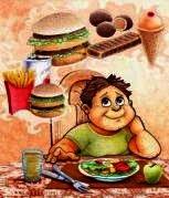 Tips para evitar la obesidad infantil