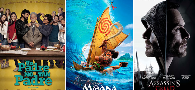 Cartelera de Cines del 06 al 13 de Enero 2017
