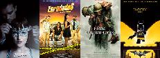 Cartelera De Cines El Salvador del 10 al 17 de Febrero 2017