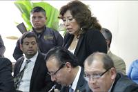Jueza niega libertad condicional a Anabella de León y 4 personas más