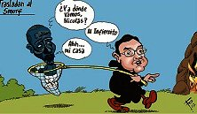 Caricaturas Nacionales Febrero 23, Jueves
