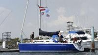 """Por qué el Ejército de Guatemala bloquea un """"barco abortivo"""" de Holanda"""