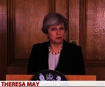 """May eleva a """"crítico"""" el nivel de amenaza terrorista y alerta de que un nuevo ataque es """"inminente"""""""