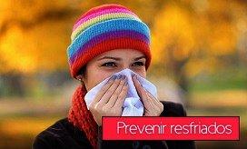 Tips: 4 consejos para prevenir resfriados