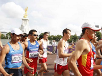 Cinco años después de la hazaña olímpica, Erick Barrondo volverá a marchar en Londres