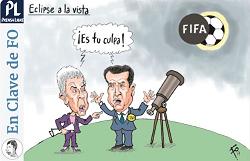Caricatura Nacionales agosto 16, miércoles