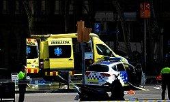 Actualización: Una furgoneta atropella a decenas de personas en Barcelona