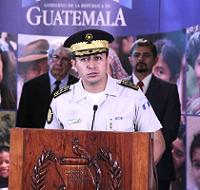 """(Video) Nery Ramos, director de la PNC: """"Prefiero la cárcel y no la tumba"""""""
