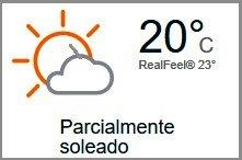 Clima Nacional septiembre 08, viernes
