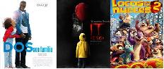 Cartelera De Cines El Salvador del 08 al 15 de Septiembre 2017