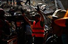 Las señales con las manos que utilizan los rescatistas en México