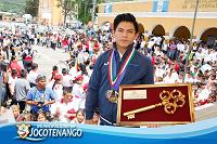 Municipalidad de Jocotenango también celebra el triunfo de Jorge Vega