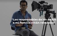 """""""Los responsables de los daños a mi familia están relajados"""""""