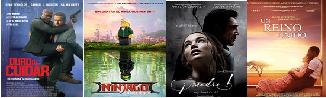 Cartelera De Cines El Salvador del 22 al 29 de Septiembre 2017