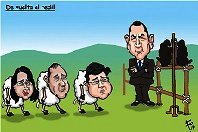 Caricaturas Nacionales octubre 12, jueves