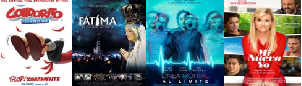 Cartelera De Cines El Salvador del 13 al 20 de octubre 2017