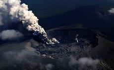 El impresionante 'despertar' de un volcán en Japón tras seis años de 'sueño'