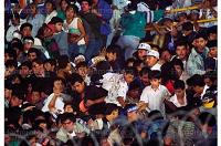 1996: trágica noche en el estadio Mateo Flores