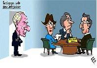 Caricaturas Nacionales octubre 17, martes