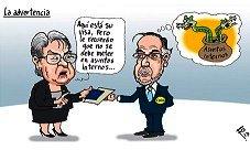 Caricaturas Nacionales octubre 18, miércoles