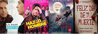 Cartelera De Cines El Salvador del 03 al 10 de Noviembre 2017