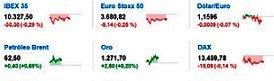 Noticias Económicas noviembre 06, lunes