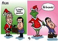 Caricaturas Nacionales noviembre 13, lunes