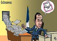 Caricaturas Nacionales noviembre 15, miércoles