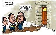Caricaturas Nacionales noviembre 16, jueves