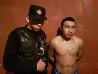 "Capturan a ""La Bestia"" presunto pandillero de la mara salvatrucha"