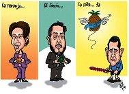 Caricaturas Nacionales diciembre 01, viernes