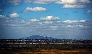 Así se destruye la tierra para construir un nuevo aeropuerto en México
