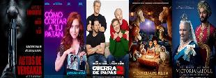 Cartelera De Cines El Salvador del 08 al 15 de Diciembre 2017