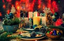 Tips para decorar la mesa en Navidad