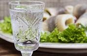 En Rusia hay buen vodka pero también buena comida