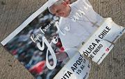 Amenazan al papa en Chile con ataques a Iglesias en vísperas de su viaje