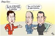 Caricaturas Nacionales enero 16, martes