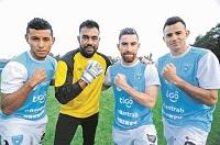 Guatemala asciende un puesto en el Ranquin Fifa