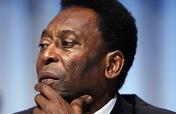 Hospitalizan a Pelé tras sufrir un colapso por agotamiento severo
