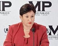 Thelma Aldana: No voy a postularme a la reelección