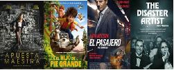 Cartelera de Cines El Salvador del 19 al 26 de Enero 2018