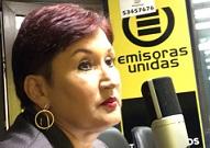 Thelma Aldana da Entrevista a Emisoras Unidas sobre caso Odebrecht.