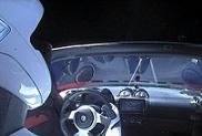 Revelan el triste final del auto Tesla Roadster enviado al espacio exterior