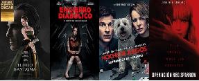 Cartelera de Cines Guatemala 02 al 09 de Marzo 2018