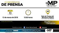 #Actualización: Programan conferencia de prensa por #CasoBlindados
