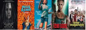 Cartelera de Cines Guatemala del 16 al 23 de Marzo 2018