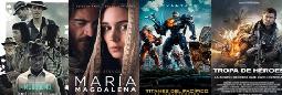 Cartelera de Cines Guatemala del 23 al 30 de Marzo 2018