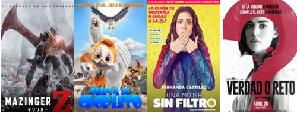 Cartelera de Cines Guatemala del 20 al 27 de Abril 2018