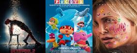 Cartelera de Cines Guatemala del 18 al 25 de Mayo 2018