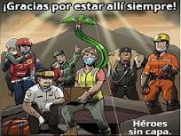 """""""Guatemala eres grande"""" Nuestros verdaderos Héroes sin capa"""
